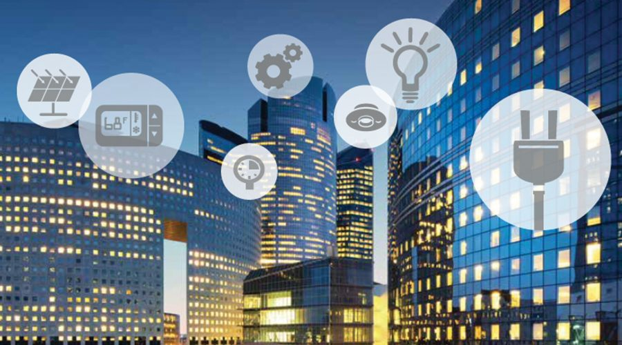 Connected Buildings Contact viridian intelligent building technologies
