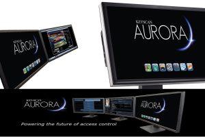 Aurora Keyscan and viridian automation
