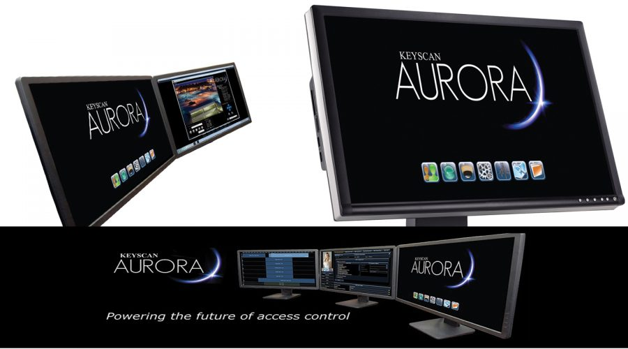 Keyscan Aurora now available through viridian
