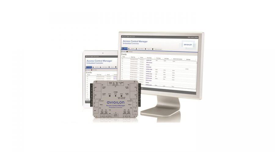 avigilon access control systems available through viridian