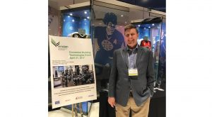 Connected Building Technologies Event Hockey Hall of Fame viridian