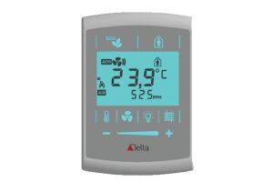 Delta Controls new enteliZONE Network Sensor viridian automation