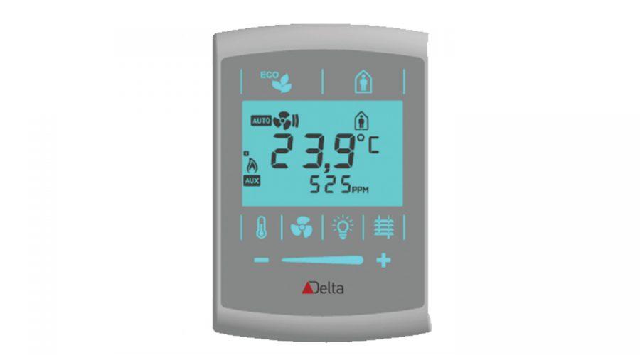 Delta Controls new enteliZONE Network Sensor