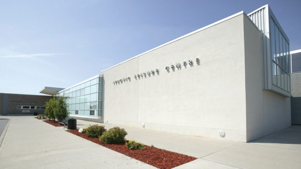 Town of Whitchurch Stouffville Leisure Centre viridian project