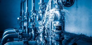 Wireless Water Leak Detection Solutions from viridian and Sensative